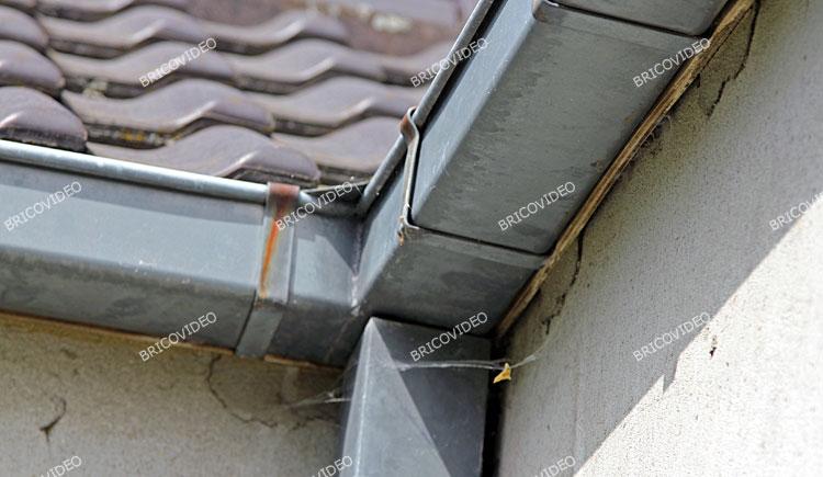 Forum toitures r novation toiture ancienne conseils - Comment reparer une fuite sur une gouttiere en zinc ...