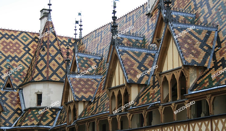 Toitures hospice de Beaune