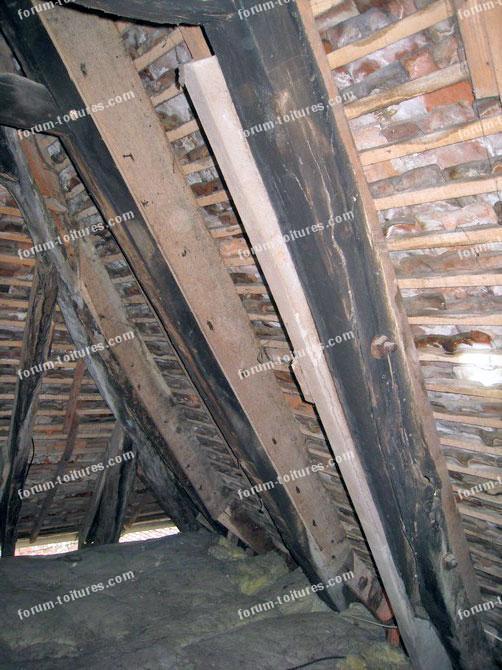 avis état toiture avant acquisition maison