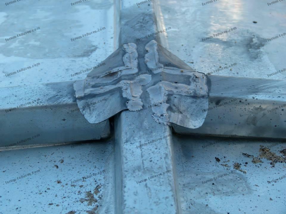 Avis travaux rénovation toiture en zinc