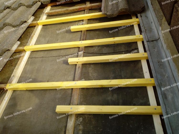 étanchéité toiture garage