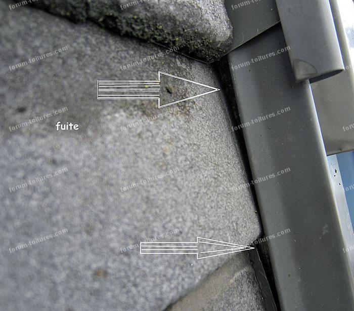 conseils forum toitures probl me d tanch it ext rieure. Black Bedroom Furniture Sets. Home Design Ideas