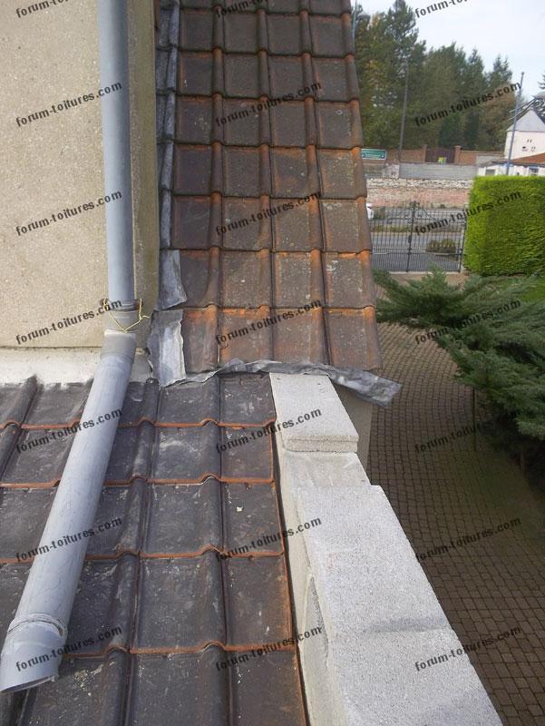 bricovid o forum toitures conseils au niveau de l 39 tanch it de ma toiture il de b uf ou. Black Bedroom Furniture Sets. Home Design Ideas