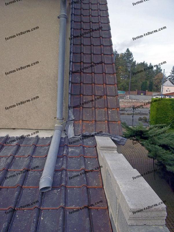 Conseils problème étanchéité toiture