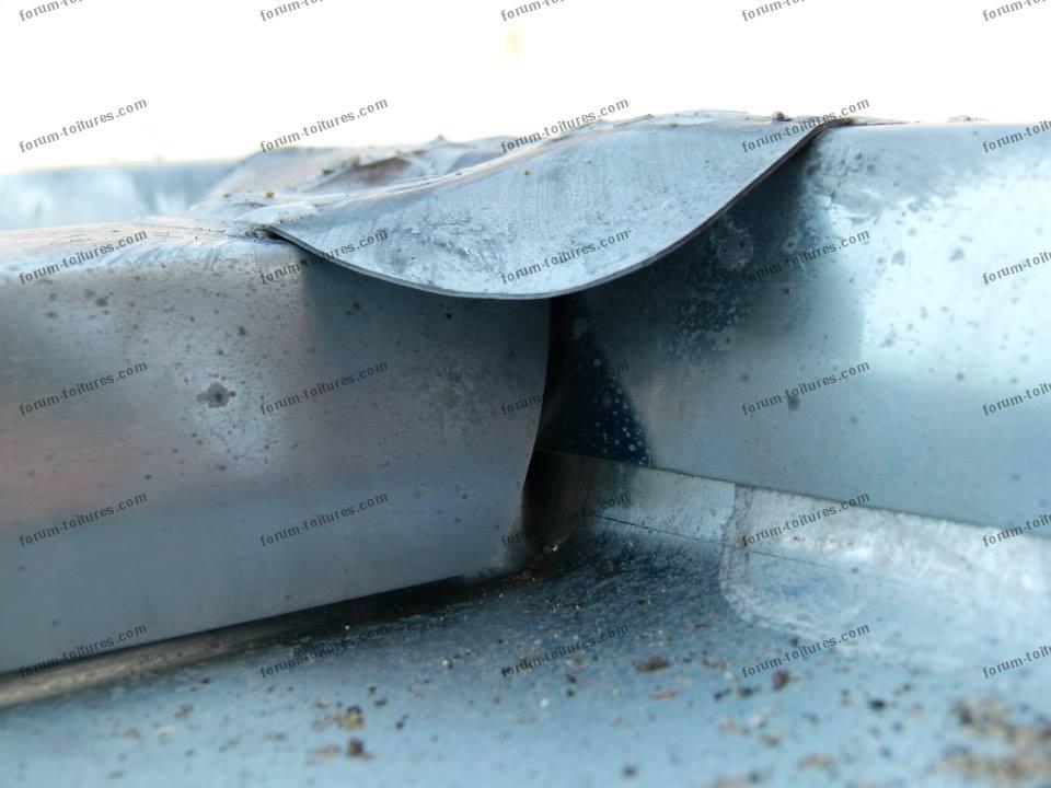 Avis travaux toiture en zinc